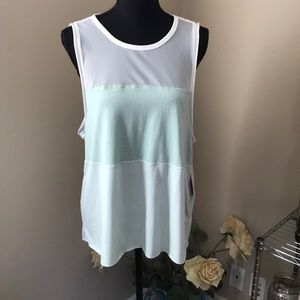 Free People size Large tank/muscle tee!
